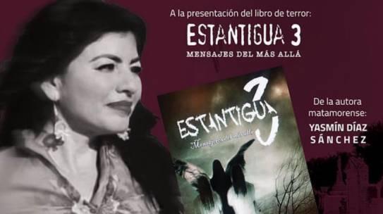 """Presentación del libro """"Estantigua 3"""""""